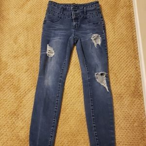 Distressed Refuge jeans